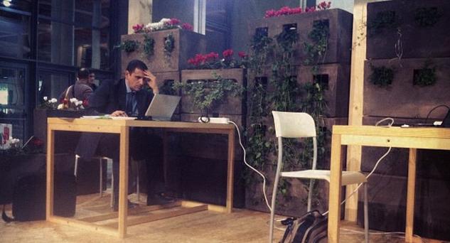 Ecomondo Coworker concentrato al Cowo Flash