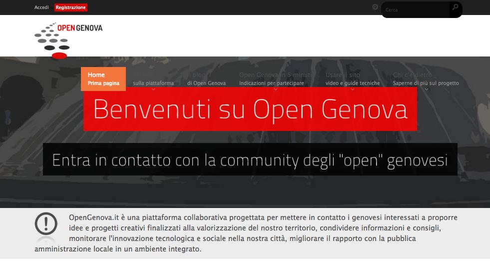 Open Genova