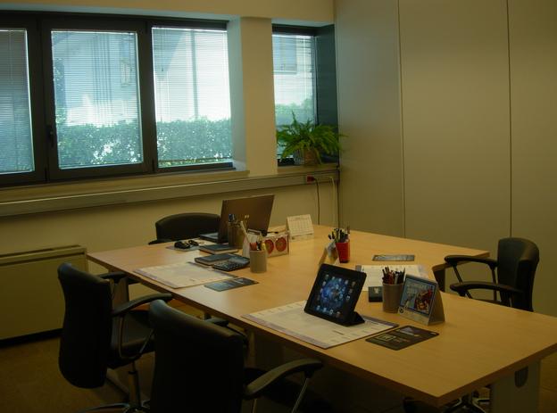 Spazio coworking ufficio condiviso Cowo a Treviso