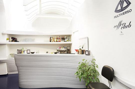 Il Coffee Club al co-working Multiverso di Firenze-Toscana