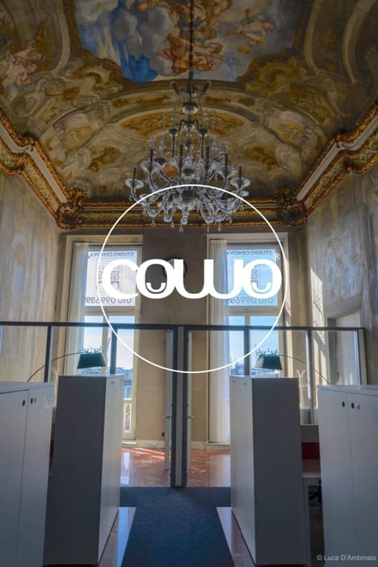 Ingresso Coworking Genova Acquario