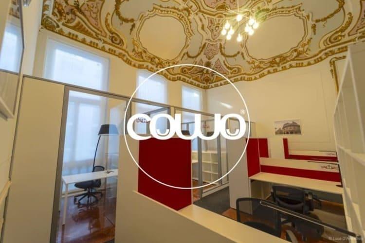 Spazi Reception Coworking Genova Acquario