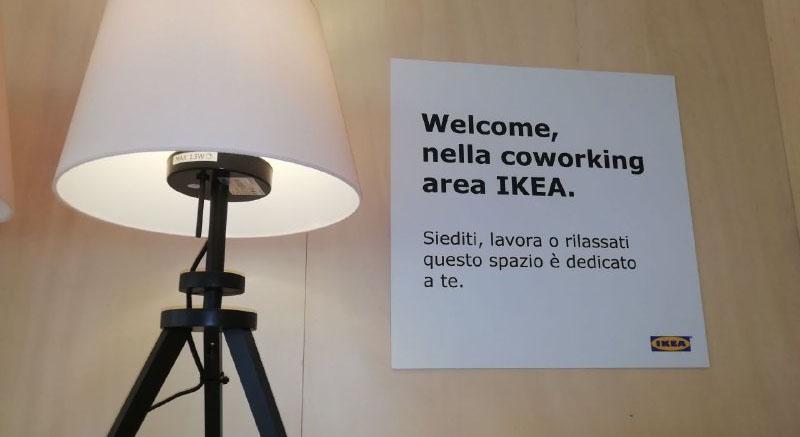 Coworking all'Ikea - Reportage Rete Cowo