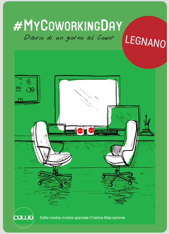Ebook Gratuito My Coworking Day Legnano