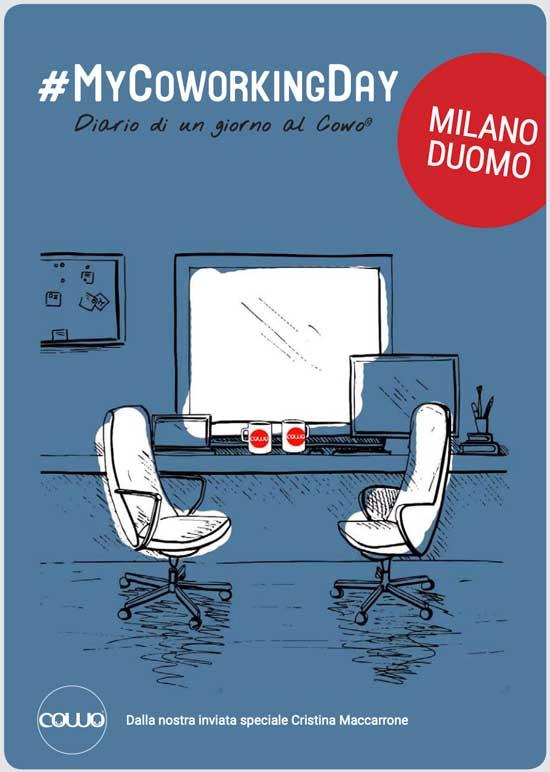 Ebook Gratuito My Coworking Day Milano Duomo