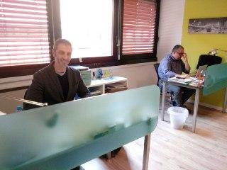 Allo Spazio Coworking Lugano Nord