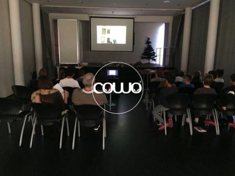 Spazi Formazione al Spazio Coworking Ticino Blenio Fabbrica Cioccolato