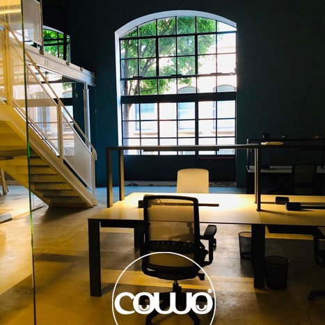 Spazio Coworking Milano Bicocca 16 - Edificio Sedici