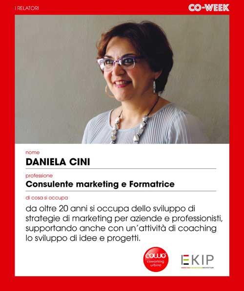 Daniela Cini coworking Urbino