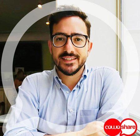 Diego Dimalta - Cowoshare Coworking e Relazione