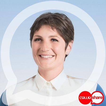 Laura Berni - Cowoshare Coworking e Relazione