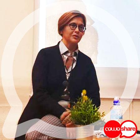 Lorena Prandi - Cowoshare Coworking e Relazione
