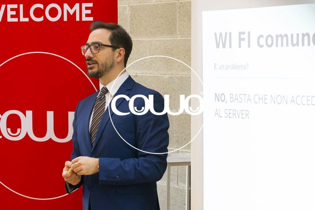 Avv. Diego Dimalta, Studio Legale Dimalta e Associati a CowoShare 2020