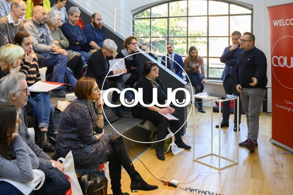 Massimo Fattoretto, Fattoretto srl a CowoShare 2020