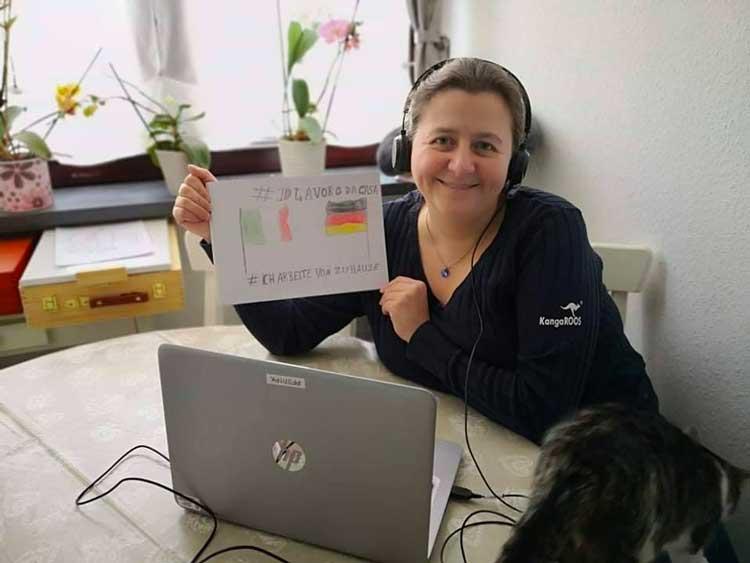 40ena coworking story: urbino