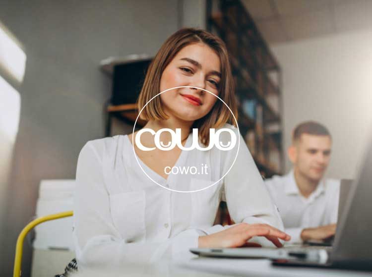 coworking per aziende - portale di rete cowo