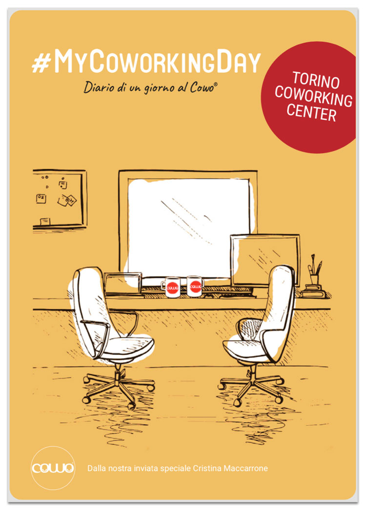 Ebook My Coworking Day - Torino Coworking Center
