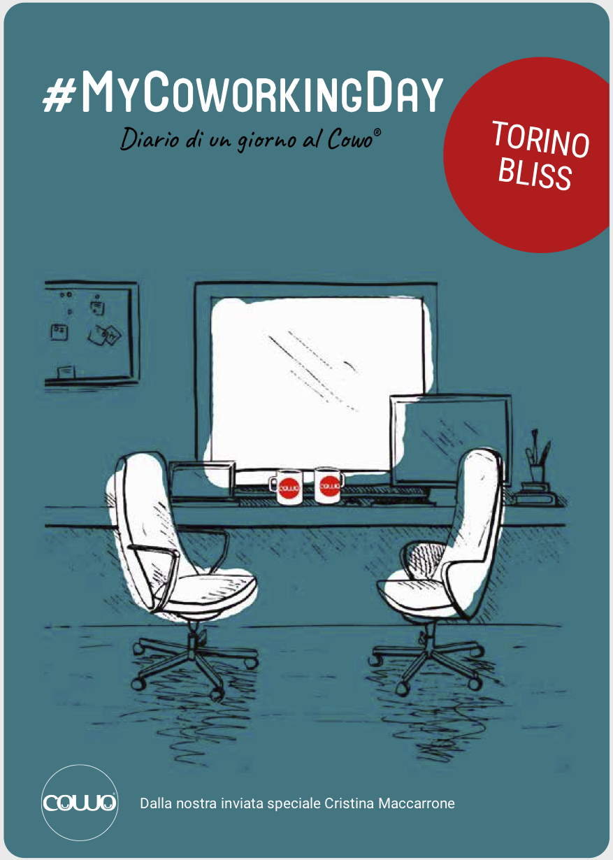 Ebook Gratuito My Coworking Day Torino Bliss