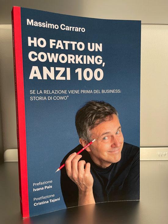 libro coworking di massimo carraro