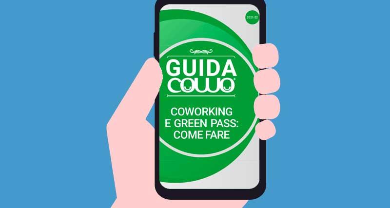 coworking e green pass come fare